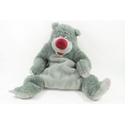 Peluche range pyjamas bear Baloo DISNEY The jungle book 43 cm