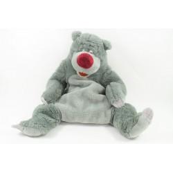 Peluche range pyjamas bear Baloo DISNEY The jungle book 43 cm