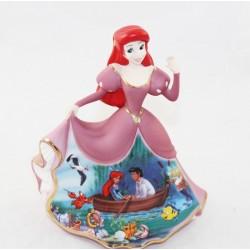 Figura de porcelana Ariel DISNEY Bradford Bell Editions The Little Human Mermaid Limited Edition