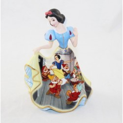 Disney Bradford Limited Edition Snow White Porcelain Figure DISNEY Bradford Editions Bell