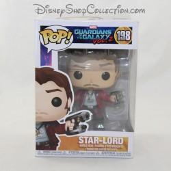 Star-Lord FIGURE FUNKO POP Guardians of the Galaxy volume 2 number 198