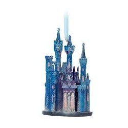 Ornement château Cendrillon DISNEY STORE Castle collection décoration 1/10