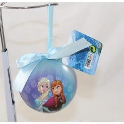 Christmas Ball Elsa and Anna DISNEY The Blue Snow Queen