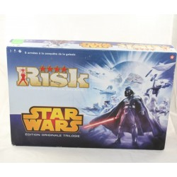 Company game Risk Star Wars HASBRO The conquest of the galaxy original edition trilogy
