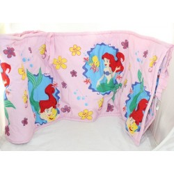 Baby bed tower Ariel DISNEY The little mermaid pink blue green