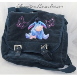 DISNEY STORE Blue Bourriquet shoulder bag 32 cm