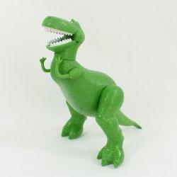 Rex DISNEY Juguete Verde Verde Dinosaurio Articulado Figura 18 cm