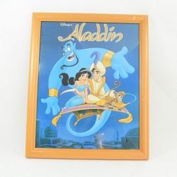 Frame Aladdin DISNEY edition Beascoa wooden frame 33 x 27 cm