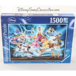 MULTI-character puzzle DISNEY Ravensburger 1500 pieces