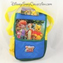 Sacoche isotherme enfant DISNEY Winnie l'ourson bleu jaune 25 cm