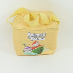 Ice cream insulated Bernard and Bianca DISNEY yellow vintage bag