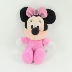Minnie DISNEY NICOTOY pink tie dress sparkle 23 cm