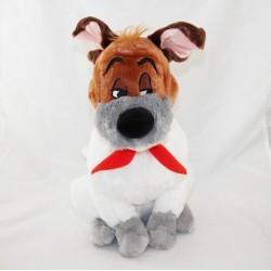 Peluche Roublard dog DISNEYLAND PARIS Oliver - Disney Dodger Company 38 cm