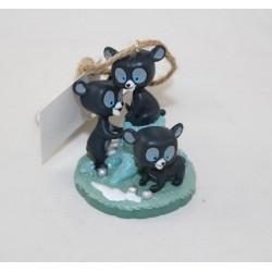 Decoración para colgar oso BEAR DISNEYLAND PARIS Rebel trillizos hermanos ornamento