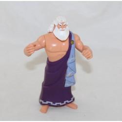Figurine articulée Zeus DISNEY MATTEL Hercule action figure 1997