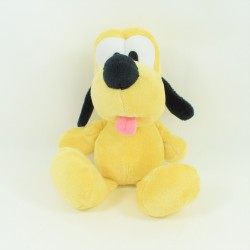 Dog with Pluto DISNEY NICOTOY classic yellow 26 cm