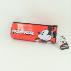 Mickey Mouse DISNEY Barrel red pencil pen kit