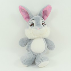 Conejo Pan DISNEY NICOTOY orejas de color rosa brillante 23 cm