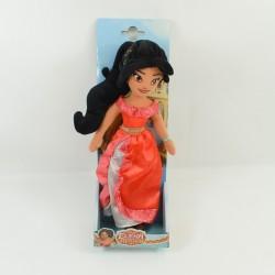 Bambola di peluche vestito DISNEY NICOTOY Avalor Elena sera 30 cm