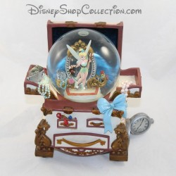 Snow globe musical DISNEY The Tinker Bell Fairy drink to jewels snowball 19 cm