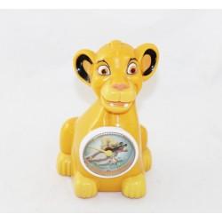 Awakening Simba DISNEY The Lion King Simba and Timon alarm 17 cm