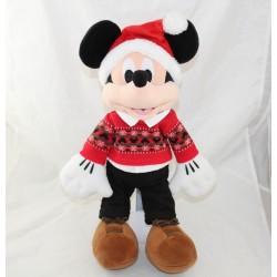 Mickey DISNEY STORE Christmas sweater 2018 cap 40 cm
