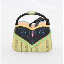 Mini sac décoratif Anna DISNEY STORE La Reine des neiges ornement 9 cm