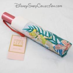 Parapluie téléscopique et sa pochette DISNEYLAND PARIS Fée Clochette TinkerBell secret garden Disney