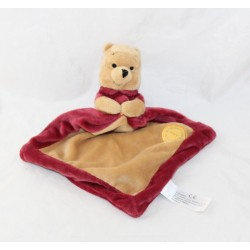 Doudou flat Winnie the Bear cub DISNEY Celebrating adventures 90 years