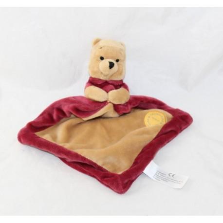 Doudou flat Winnie the Bear cub DISNEY Celebrating adventures 90 years