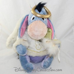 Plush Eeyore DISNEY STORE Limited Edition collection winter coat hat 31 cm