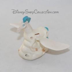 Cavallo figura Pegasus MCDONALD'S Disney Hercules blu bianco 11 cm