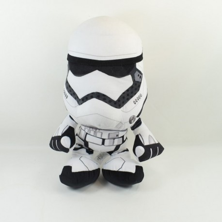 Stormtrooper Star Wars DISNEY NICOTOY black white 50 cm