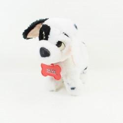 Peluche Patch perro DISNEY Mattel Los 101 dálmatas vintage collar hueso 22 cm