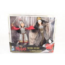Conjunto de muñecas Mulan y Xianniang DISNEY Hasbro princesa 30 cm