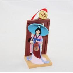 Decoration to hang Mulan DISNEY STORE ornament 20th anniversary 2018