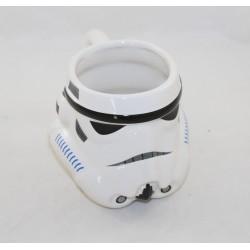 Mug 3D Stormtrooper STAR WARS face cup 16 cm