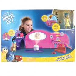 Vice Versa headquarters DISNEY TOMY with Joy figure