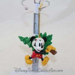 Suspending decoration DISNEY Mickey Mouse wears his Christmas tree ornament 7 cm