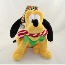 Animated dog Pluto DISNEY STORE Christmas Long Live the wind 26 cm