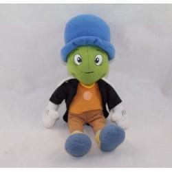 Peluche Jiminy Cricket DISNEY Pinocchio conscience Jemini 22 cm