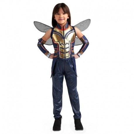 Disguise The Disney STORE MARVEL Avengers blue wasp 7-8 years old