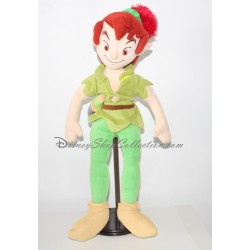 Peter Pan DISNEY STORE muñeca de felpa 55 cm