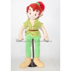 Poupée peluche Peter Pan DISNEY STORE 55 cm
