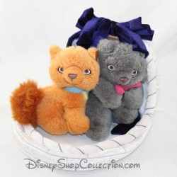Berlioz and Toulouse DISNEY basket the vintage Aristochats