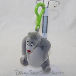 Baloo BEAR teddy bear key holder The grey jungle book 12 cm