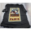 2014 black-size M-size DISNEYLAND PARIS Mickey adult T-shirt