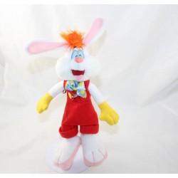 Peluche lapin Roger Rabbit DISNEYLAND PARIS Qui veut la peau de Roger Rabbit 30 cm