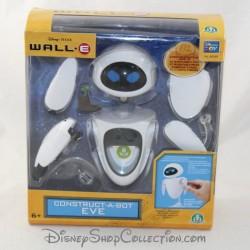 Jouet robot Eve THINKING TOY Disney Wall.e Construct a Bot Neuf