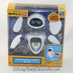 Robot toy Eve THINKING TOY Disney Wall.e Construct a Bot Nine